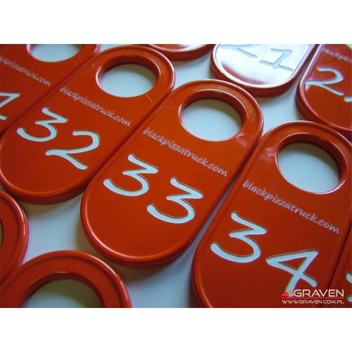 BRELOK PLASTIKOWY BP-300 (41 x 89mm)