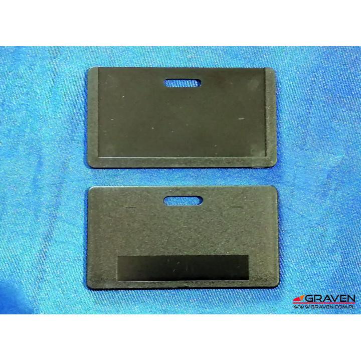 PLECKI DO IDENTYFIKATORÓW (25X50 mm)