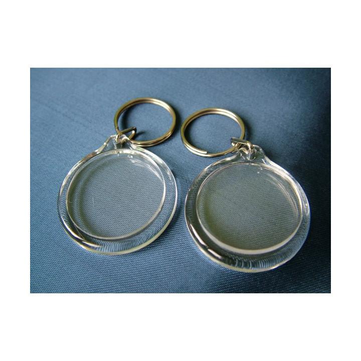 Brelok z akrylu - Okrągły
